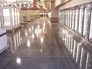 Concrete Polishing and Restoration - Elite certified applicators